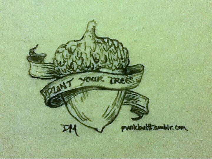 hobbit tattoo idea. By punkbutt.tumblr.com