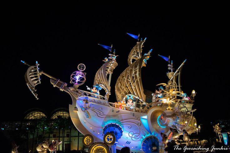 The Geocaching Junkie Tokyo DisneySea is it worth visiting?