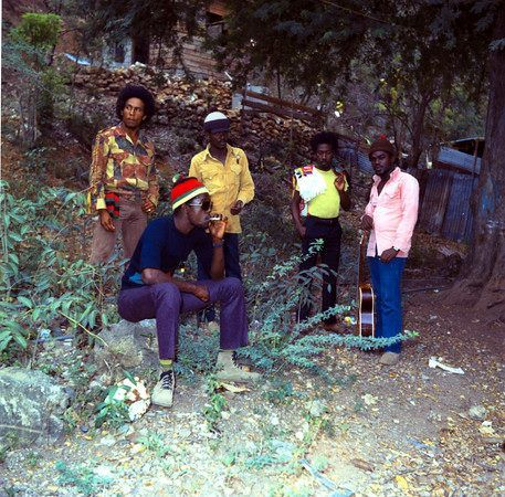 *The Wailers* 1973. More fantastic pictures and videos of *Bob Marley & The Wailers* on: https://de.pinterest.com/ReggaeHeart/