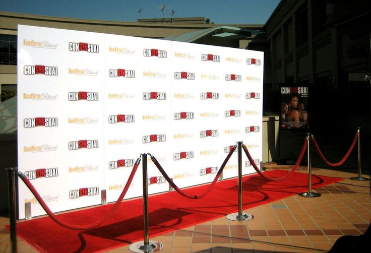 Step and repeat backdrop | Projects to Try | Pinterest | Backdrops ...