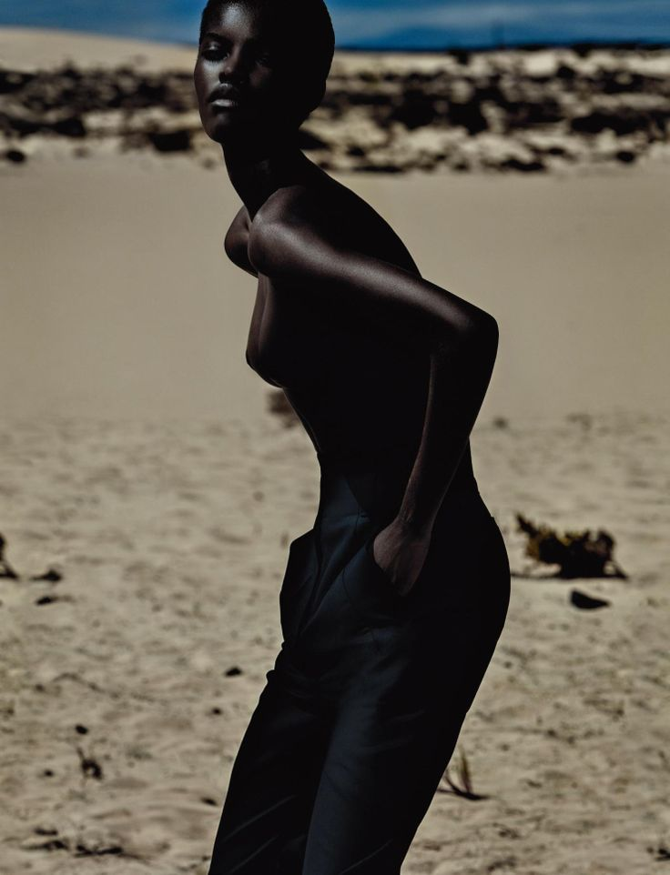 AMILNA ESTEVAO BY TXEMA YESTE FOR NUMERO DECEMBER-JANUARY 2015-2016