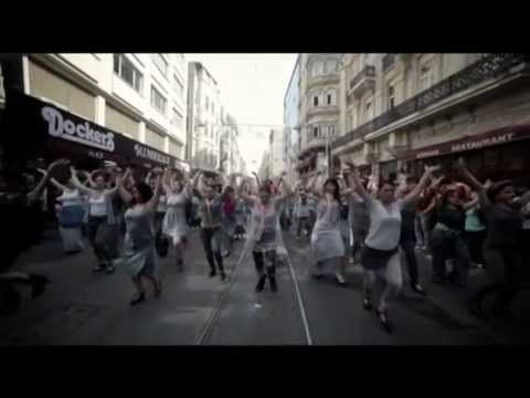 Flamenco Flashmob