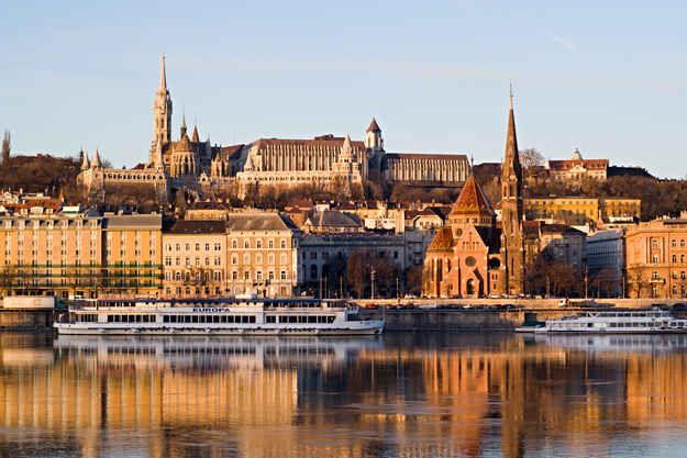 The 17 most amazing places to see in Hungary - Buda Castle