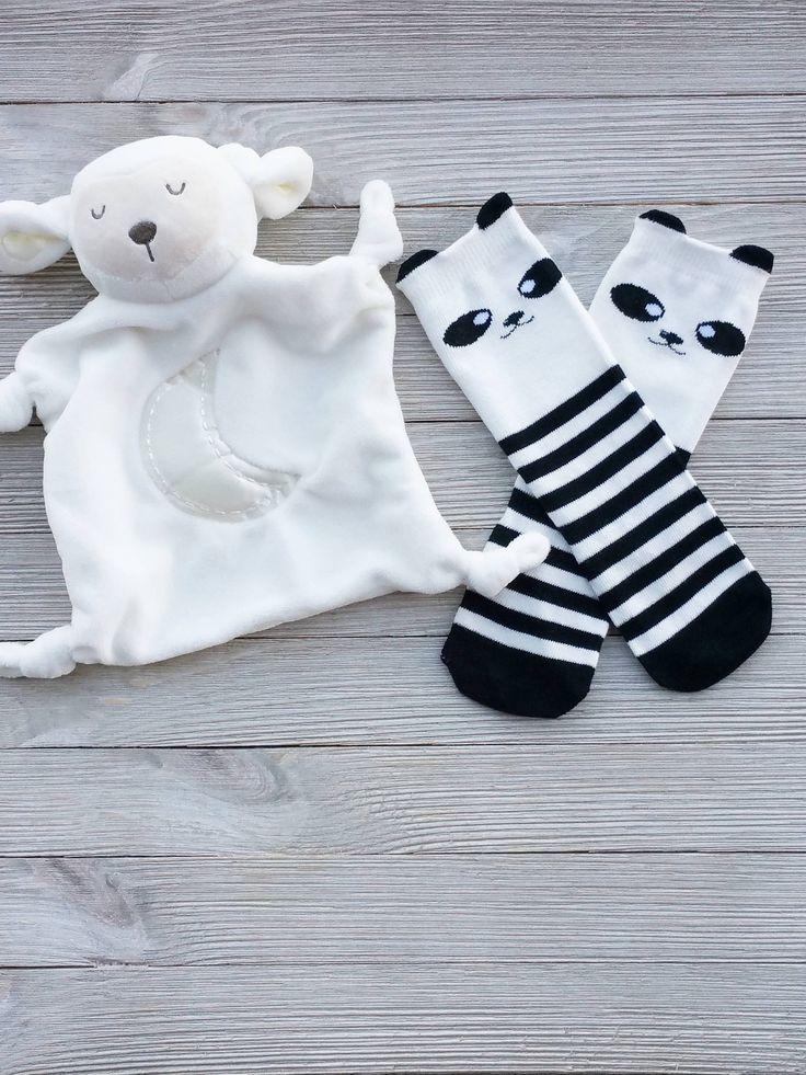 Baby Panda Socks