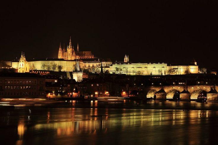 The Amazing Prague in Winter
