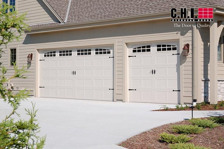 7 best fiberglass garage doors images on pinterest for 17 foot wide garage door