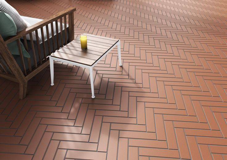 Moorland Red Brick Quarry Tile