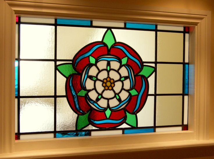 Stained glass windows in towcester