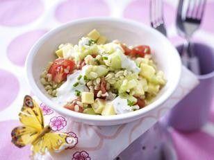 Ebly-Salat Rezept