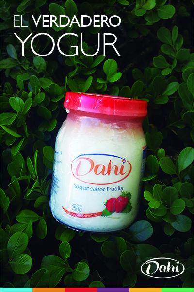 ¡Tu viernes es todavía mejor con Yogur Dahi! ¿Cuál elegiste hoy? #Dahi #ElVerdaderoYogur