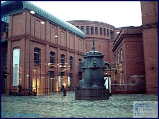 Brewery Turned into Worlds Best Shopping Mall Stary Browar #Shopping Complex in #Gdansk
