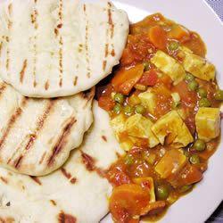 TodaysMama.com - Coconut Tofu Keema Recipe