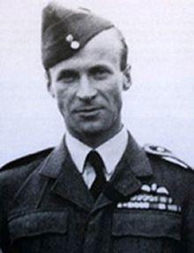Generál Jaroslav Hlaďo - czech pilot in RAF