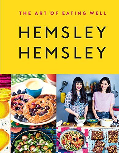 Hemsley Hemsley The Art of Eating Well (their recipes are regularly featured in Vogue-- great for foodies and design nuts!). The best cook book I have used in years,its Inspiring!