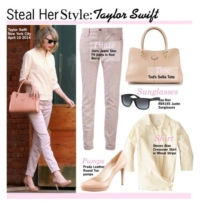 """Steal Her Style:Taylor Swift"" by kusja ❤ liked on Polyvore"