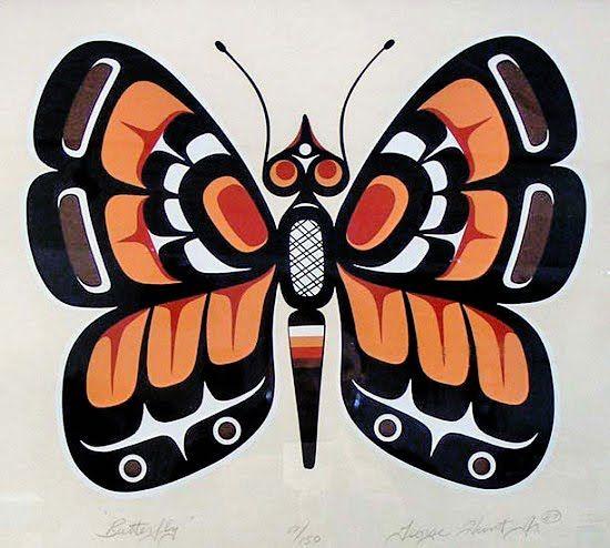 george hunt jr prints   Kwakwaka'wakw art   Art and design inspiration from around the world ... Ditsy