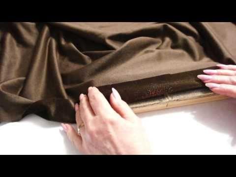 Кардолента (для утюжки бархата и других ворсовых тканей)