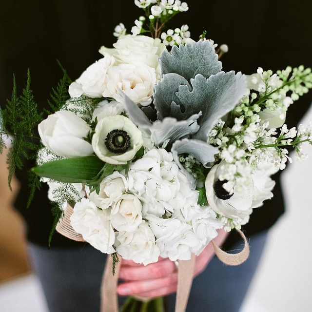 Bridesmaid Bouquet! Thinking Spring :)