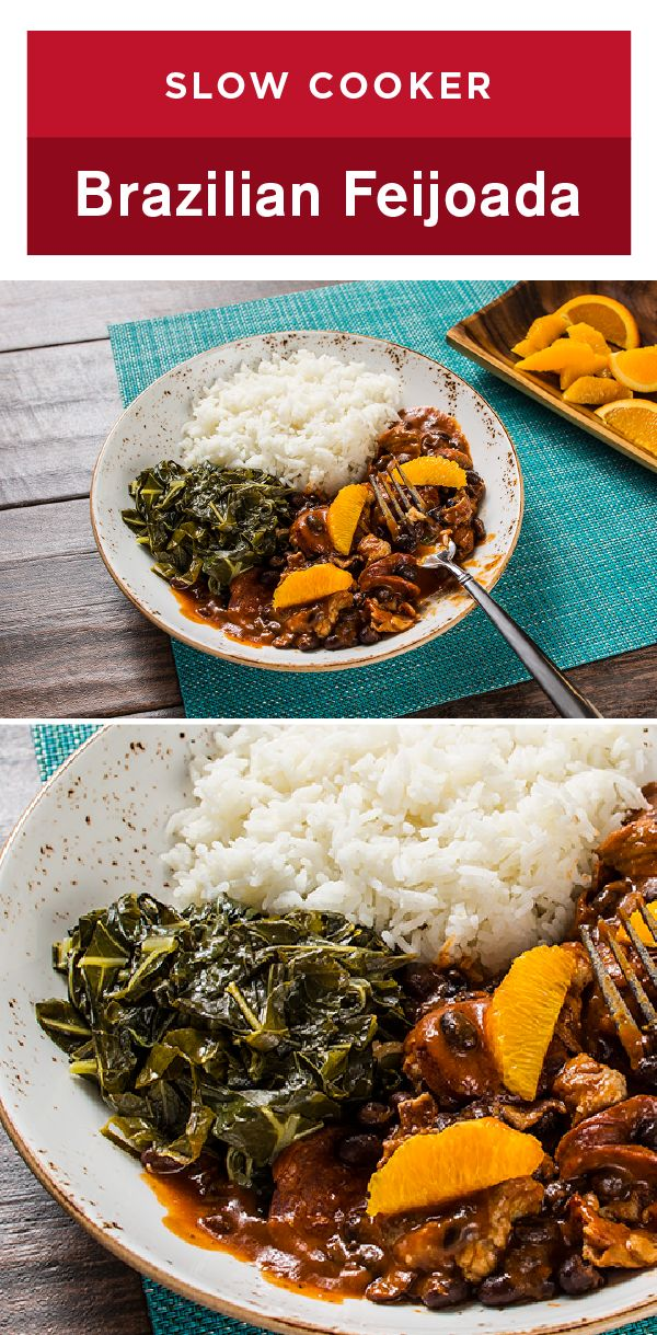 and chipotle peppers to create this Slow Cooker Brazilian Feijoada ...