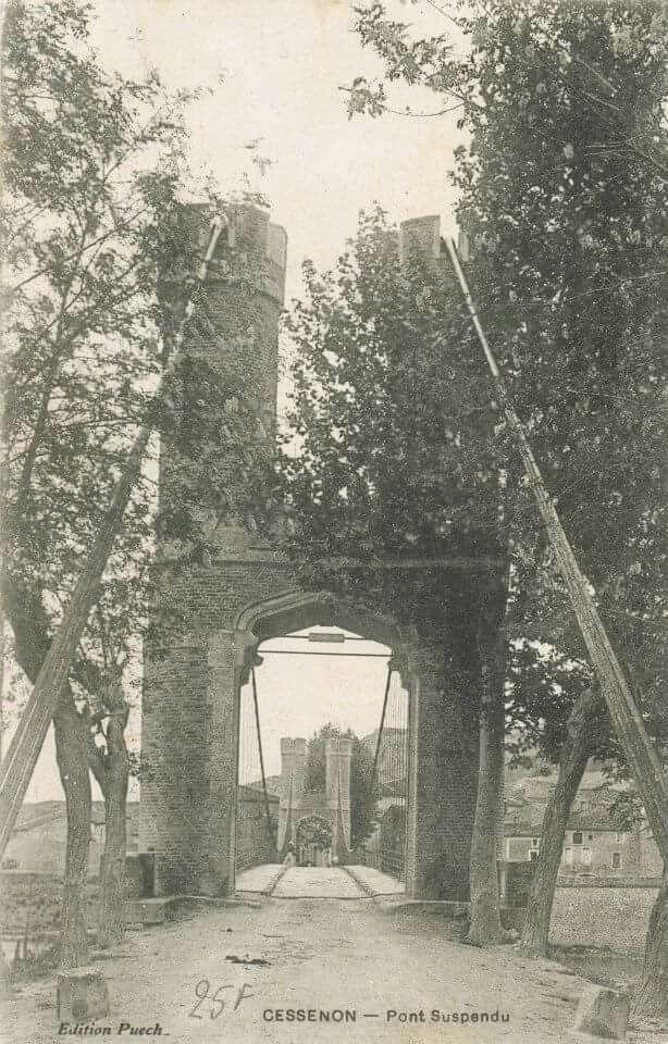 Pont de Cessenon/Cessenon-sur-Orb, Languedoc-Roussillon