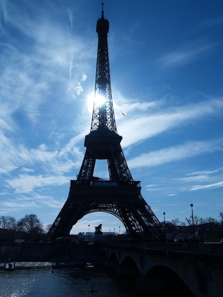 Eiffel Tower, Paris, 2010
