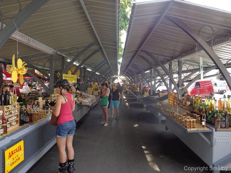 In Pula kann man viele ausgezeichnete Lokalprodukte finden