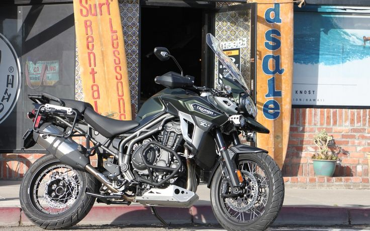 2016+Triumph+Tiger+Explorer+XCa+-+Press+Launches+-+2016+Triumph+Adventure+-+Cycle+Canada