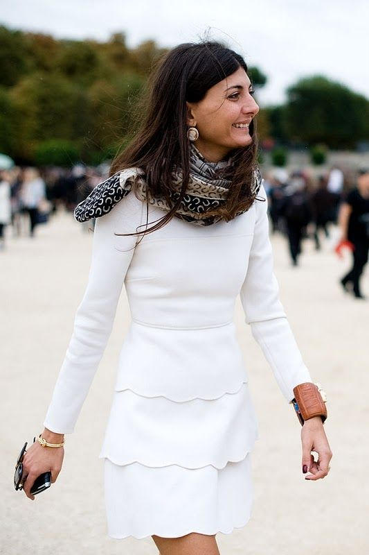 Giovanna Battaglia. LOVE her.: