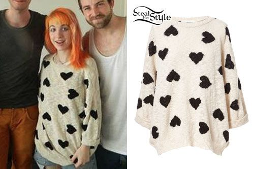 37 Best Images About Hayley Williams Style On Pinterest