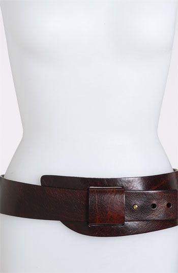 "Brave Leather ""Joset"" Belt"