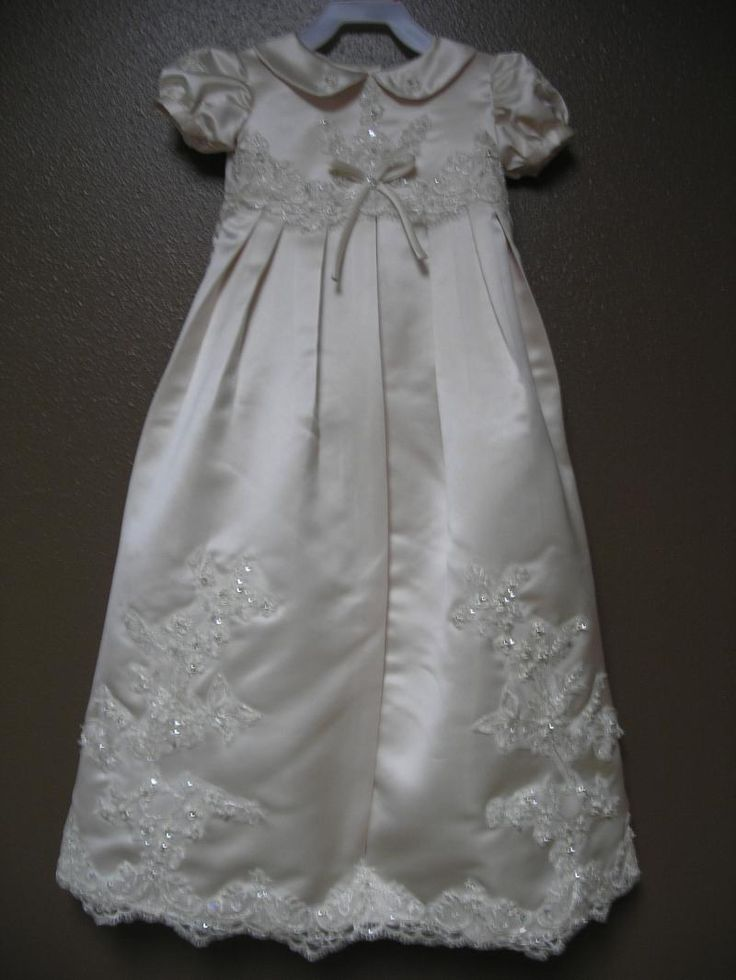 58 Best Wedding Gown To Christening Gown Conversions