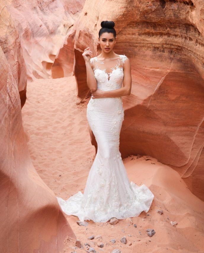 Mother Earth Wedding Dress