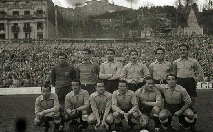 Hércules 1948-49 en Atocha