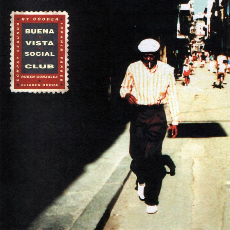 100 Best Albums of the Nineties: Buena Vista Social Club, 'Buena Vista Social Club' | Rolling Stone