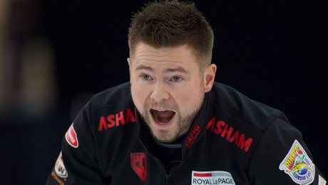 Mike McEwen edges Brad Gushue at Players' Championship - http://f3v3r.com/2013/04/19/mike-mcewen-edges-brad-gushue-at-players-championship/