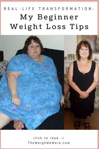 my weight loss goal