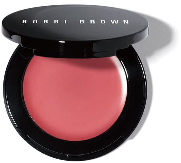 I use this blush all the time! But did you know it can be used as a lip stain too?! Comes in a variety of colors, and can fit in your pocket. It's great! -Affl