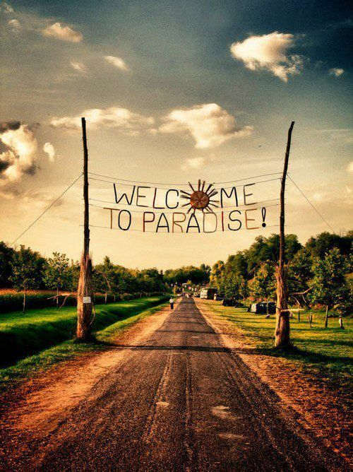 Welcome to paradise - Ozora Festival