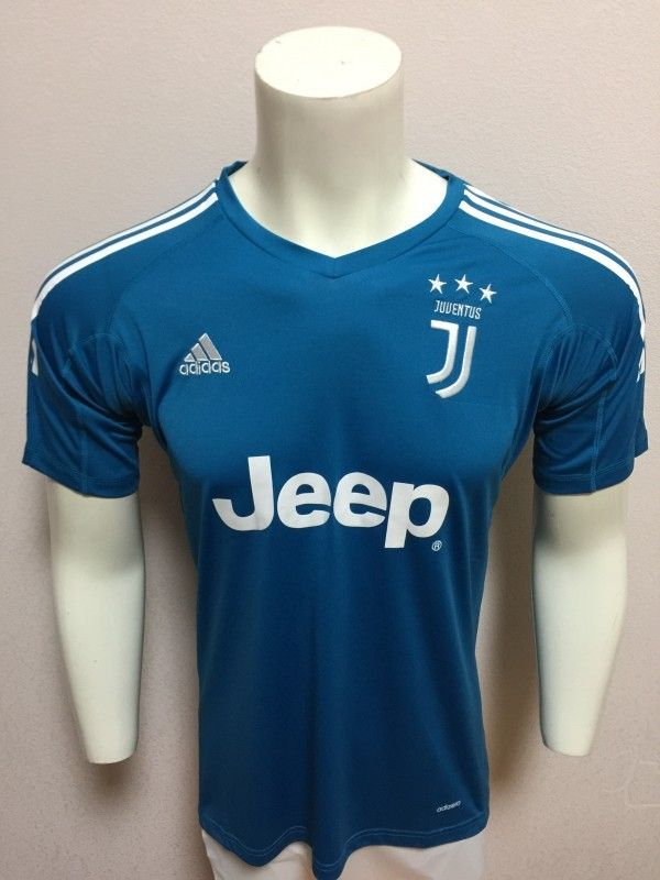 Juventus Goalkeeper Shirt 2017-18