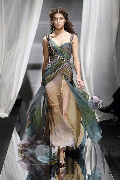 Zuhair Murad Fall Winter 2007 2008 Couture In 2019