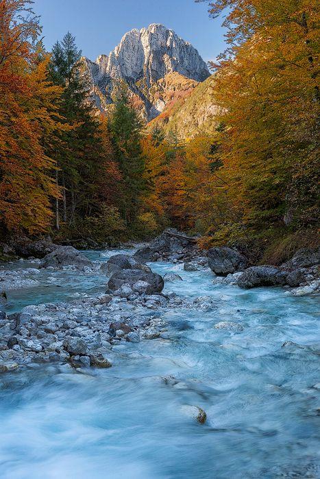 Triglav National Park, Slovenia. Photo by: TobiasRichter