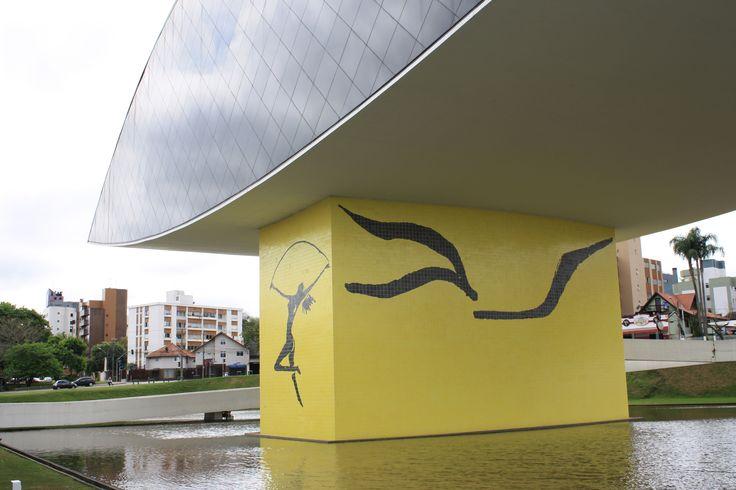The Eye Museum ('Museu do Olho') - Curitiba