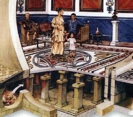 Római Birodalom - Római építészet