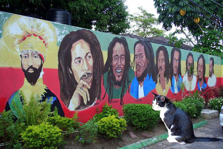 Bob Marley Museum in Kingston, St Andrew Parish