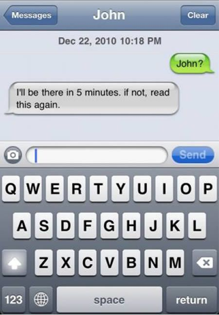 Sorry...some of these are really funny!   | 21 Times Text Messages Are The Only Way To Say It