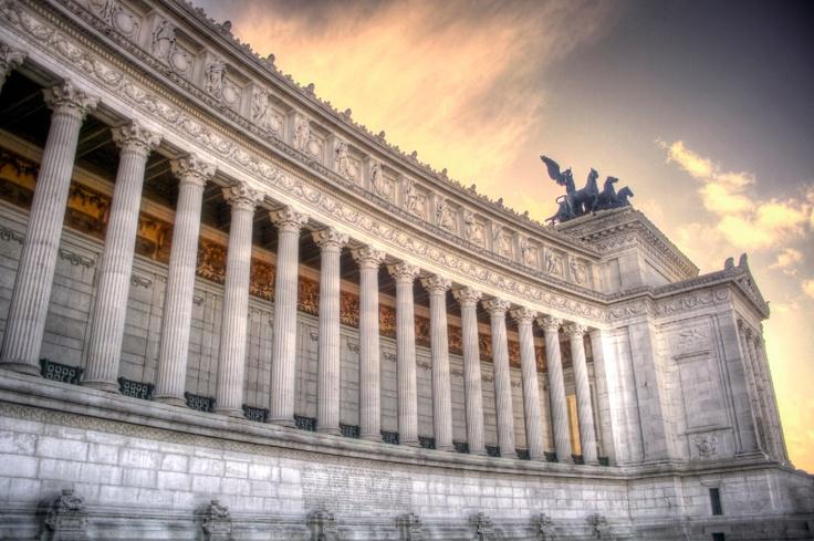 Altare della Patria - Rome, Italy