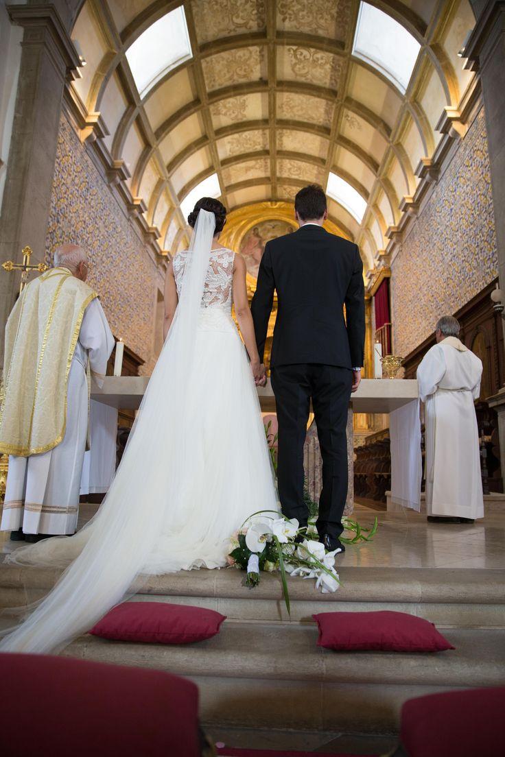 Pormenor de igreja, Casamento Igreja da Sé, Faro