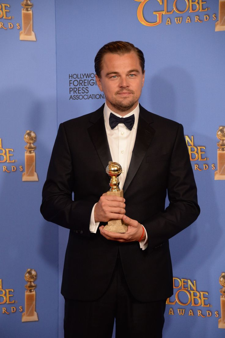 Best Performance by an Actor in a Motion Picture - Drama: Leonardo DiCaprio | Golden Globes