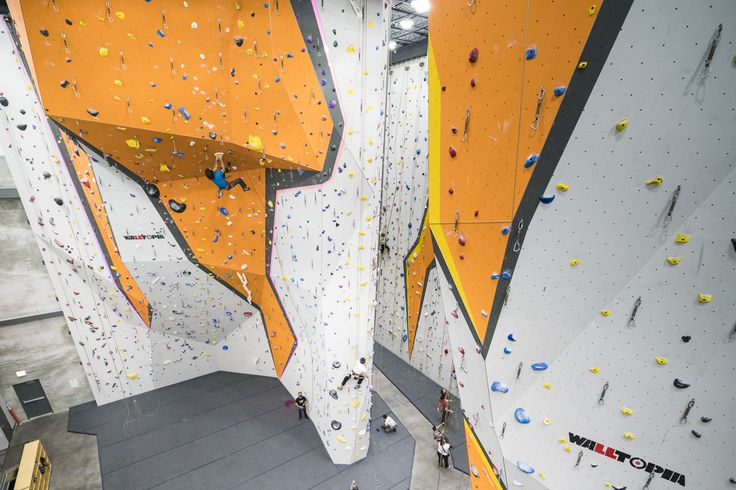First Ascent Avondale - Walltopia - Скалодромы