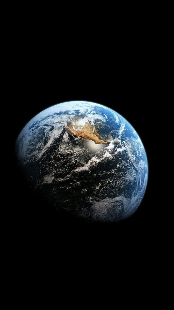 Pin By Pawel Czarnecki On Kosmos Iphone Wallpaper Earth Wallpaper Earth Space Iphone Wallpaper